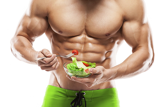 The Best Muscle building foods!