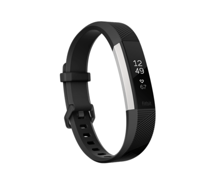 The FitBit Alta HR